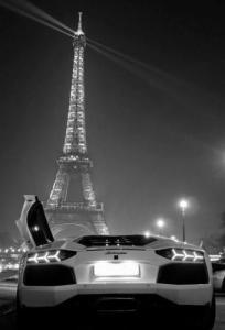 Couple en Paris